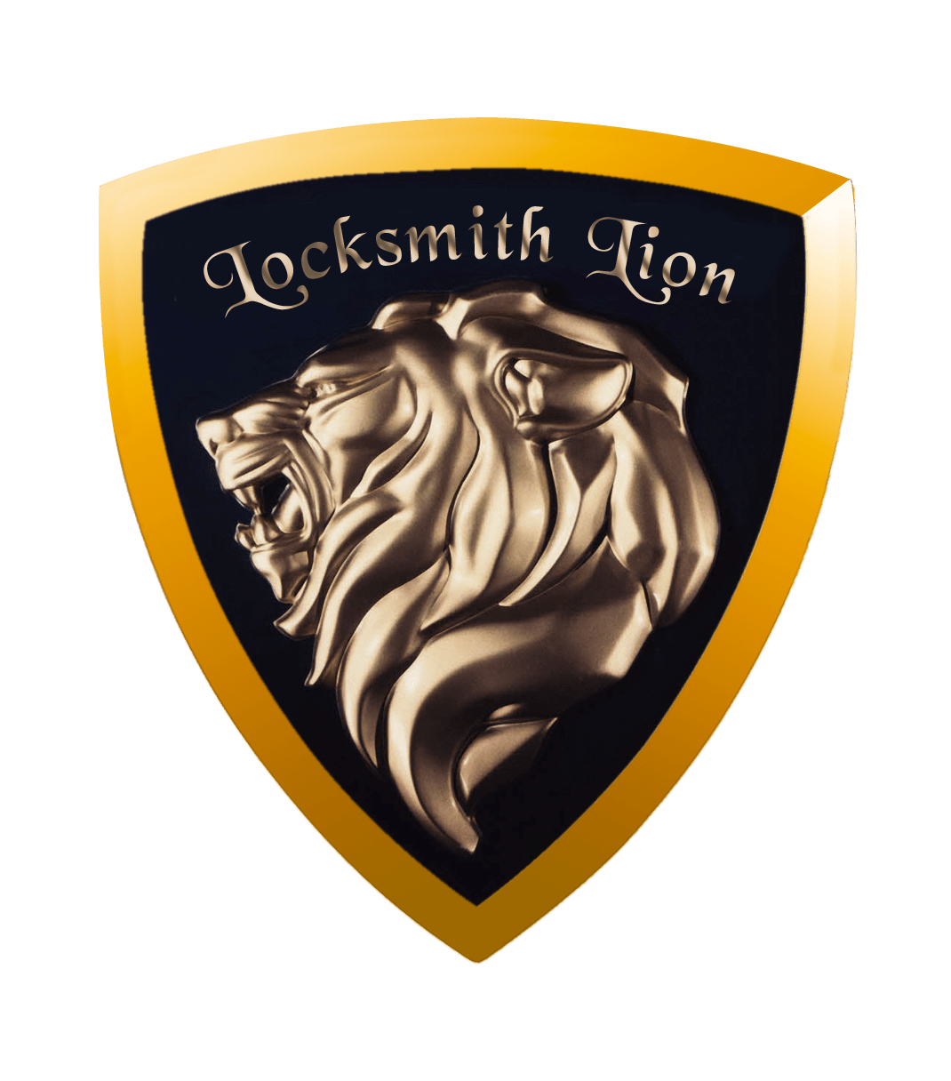 cary Locksmith Lion - Logo 24 hour cary nc Locksmith-min copy